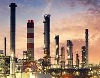 Fire protection for tunnels and refineries