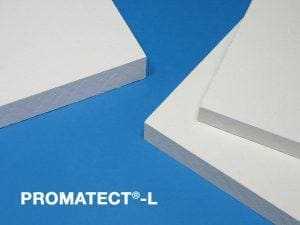 PROMATECT L fire proofing panels