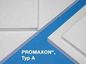 PROMAXON fire proofing panels, type A
