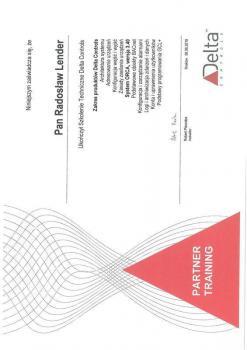 zabezpieczenia czynne certyfikat 5