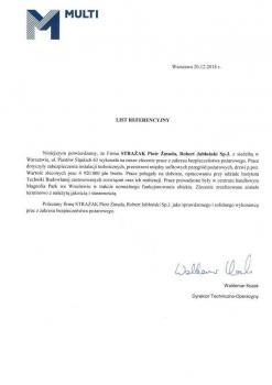zabezpieczenia przeciwpożarowe - referencje 10
