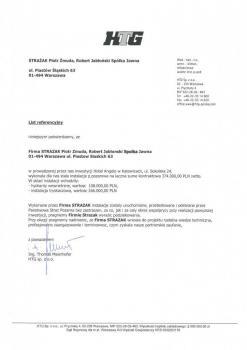 zabezpieczenia przeciwpożarowe - referencje 102