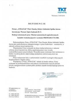 zabezpieczenia przeciwpożarowe - referencje 12