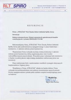 zabezpieczenia przeciwpożarowe - referencje 14