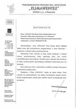 zabezpieczenia przeciwpożarowe - referencje 18