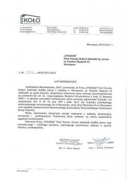zabezpieczenia przeciwpożarowe - referencje 19