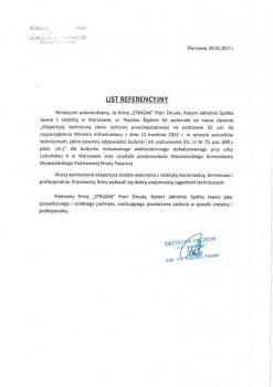 zabezpieczenia przeciwpożarowe - referencje 20