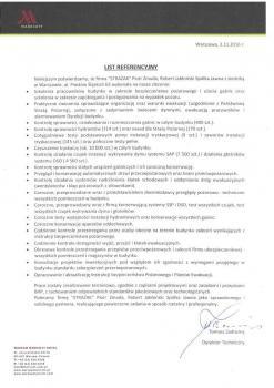 zabezpieczenia przeciwpożarowe - referencje 24