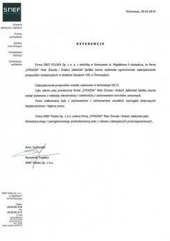 zabezpieczenia przeciwpożarowe - referencje 28
