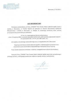 zabezpieczenia przeciwpożarowe - referencje 30