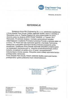 zabezpieczenia przeciwpożarowe - referencje 33