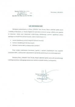 zabezpieczenia przeciwpożarowe - referencje 36