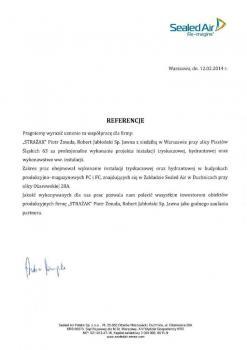 zabezpieczenia przeciwpożarowe - referencje 40