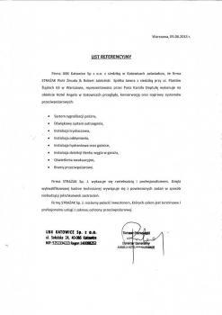 zabezpieczenia przeciwpożarowe - referencje 45