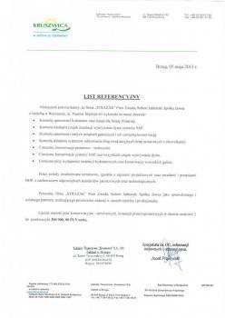 zabezpieczenia przeciwpożarowe - referencje 46