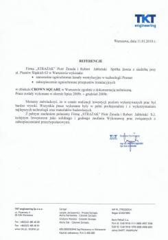 zabezpieczenia przeciwpożarowe - referencje 58