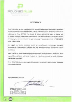 zabezpieczenia przeciwpożarowe - referencje 6