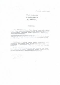 zabezpieczenia przeciwpożarowe - referencje 60