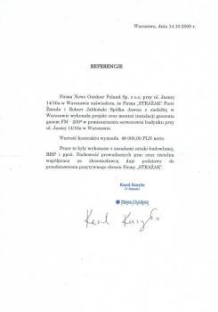 zabezpieczenia przeciwpożarowe - referencje 62