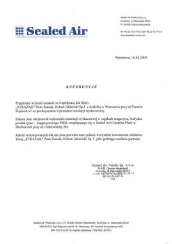 zabezpieczenia przeciwpożarowe - referencje 66