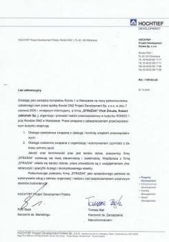 zabezpieczenia przeciwpożarowe - referencje 77
