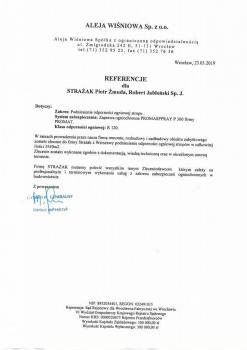 zabezpieczenia przeciwpożarowe - referencje 8