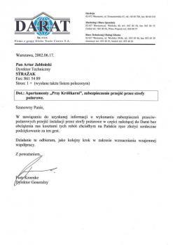zabezpieczenia przeciwpożarowe - referencje 88