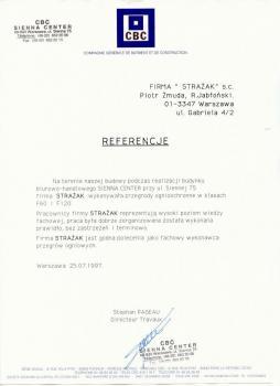 zabezpieczenia przeciwpożarowe - referencje 94