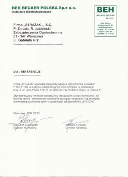 zabezpieczenia przeciwpożarowe - referencje 95